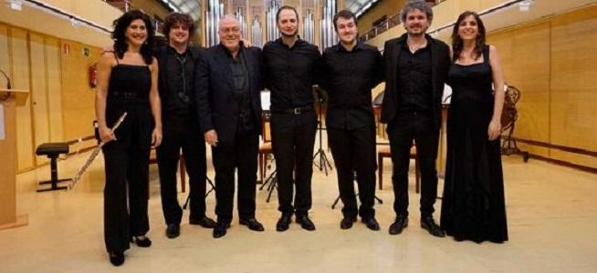 contemporanea  El CNDM presenta su coproducción junto al Ayuntamiento de Segovia de las XXVI Jornadas de Música Contemporánea