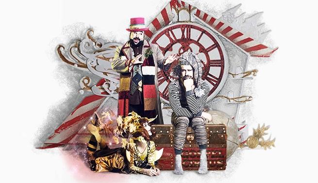 para ninos  Vuelve el Circo Price en Navidad