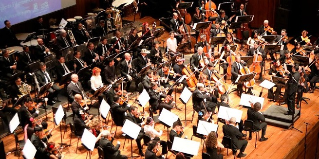internacional  La Orquesta Filarmónica de Bogotá nominada al Grammy Latino