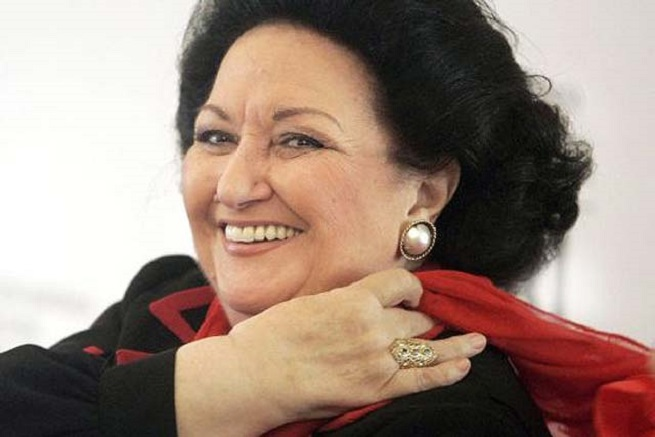 notas  Fallece Montserrat Caballé