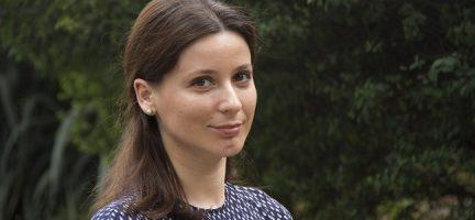 Ana Kasrashvili © Ilia Jgharkava