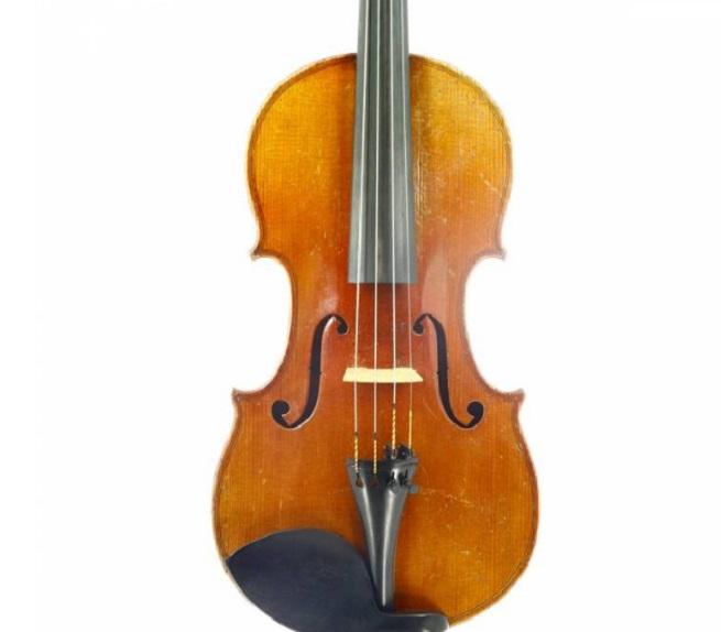 tiendas  Luthier Vidal llega a Madrid y presenta una exposición de violines y arcos profesionales