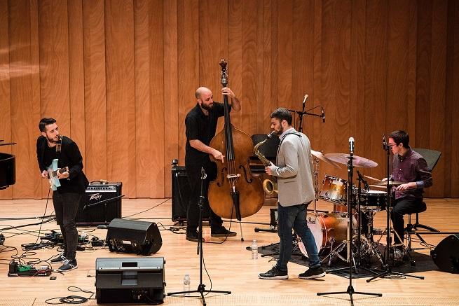 jazz y mas  Concurso de Juventudes Musicales España: ¡Jazz!