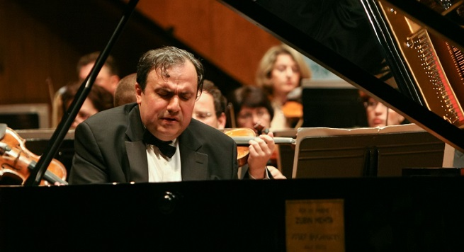 clasica  Yefim Bronfman debuta en Ibermúsica con tres cimas pianísticas del siglo XIX
