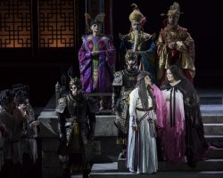 Turandot. © Miguel Lorenzo y Mikel Ponce