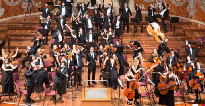 clasica  Gira de conciertos de la Jove Orquestra Simfònica de Barcelona