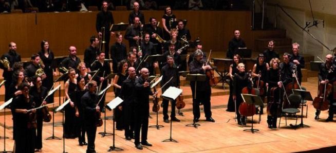 clasica  La OSCyL y BandArt se unen en el segundo concierto de temporada con obras de Ives, Schubert y Bruckner
