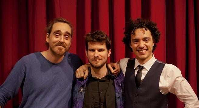 jazz y mas  Marco Mezquida Trío sueña con Ravel en el ciclo de Juventudes Musicales de Valladolid