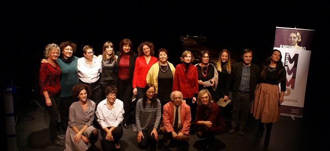 premios  Premios del I Concurso Internacional de Composición María de Pablos