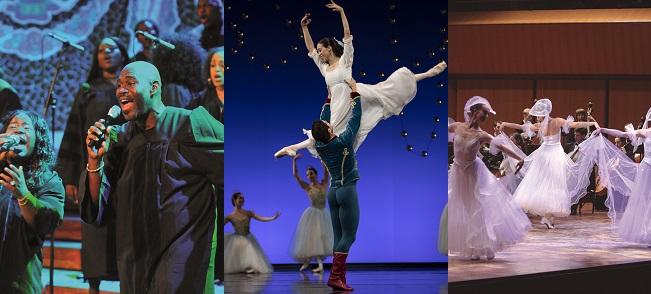 festivales  La Compañía Nacional de Danza, la Escuela Víctor Ullate y el Gran Concierto de Año Nuevo, entre los protagonistas del Festival de Navidad