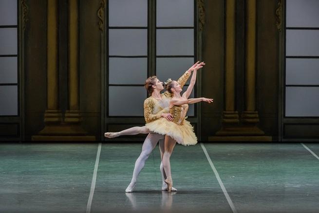 clasica danza  El Ballet Nacional Sodre de Uruguay presenta un programa con ballet clásico, danza española y tango, en los Teatros del Canal