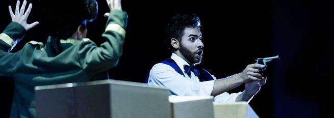 pruebas de acceso  Audiciones Ópera (e)Studio. Ópera de Tenerife. Auditorio de Tenerife