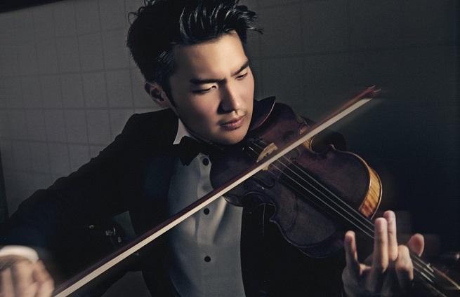 clasica  Ray Chen debuta en Ibermúsica con el 'Concierto para violín de Félix Mendelssohn' junto a la Orquesta de Cadaqués