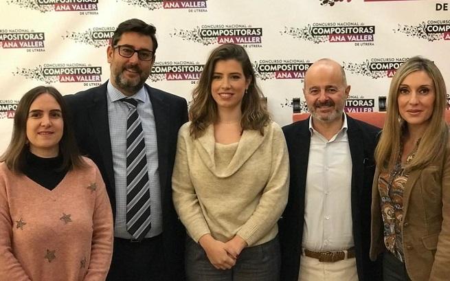 convocatorias concursos  I Concurso Nacional de Compositoras Ana Valler