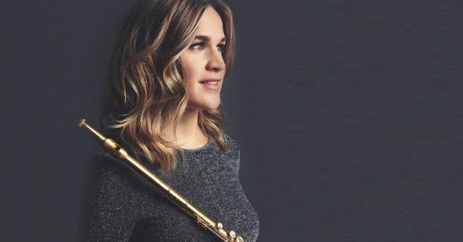 notas  La flautista Clara Andrada, premio 'El Ojo Crítico' de RNE de Música Clásica