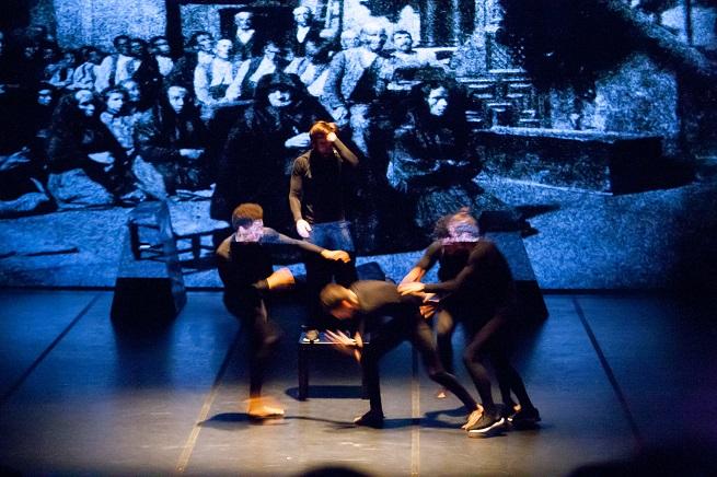 opinion  Dani Pannullo sube al escenario a la danza urbana
