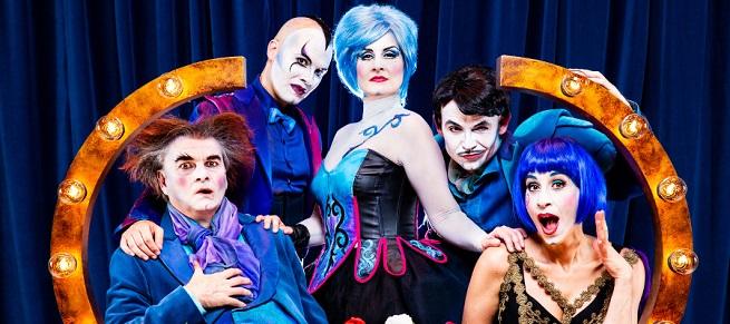 lirica  The Opera Locos en el Auditorio de la UC3M