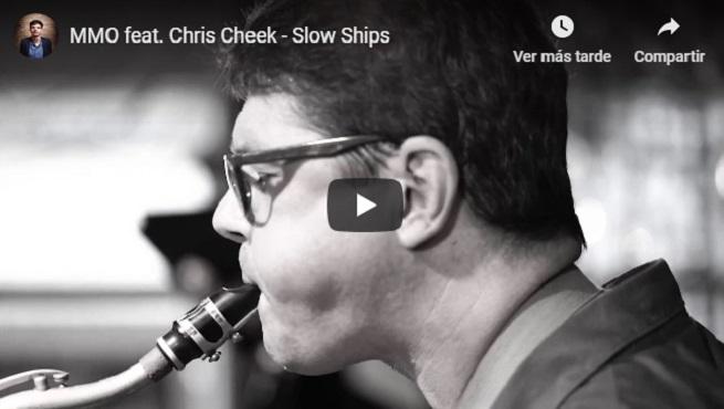 cursos  Master Jazz de saxo e improvisación con el músico estadounidense Chris Cheek