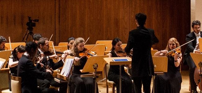 clasica  Nuevo concierto de la Madrid Festival Orchestra