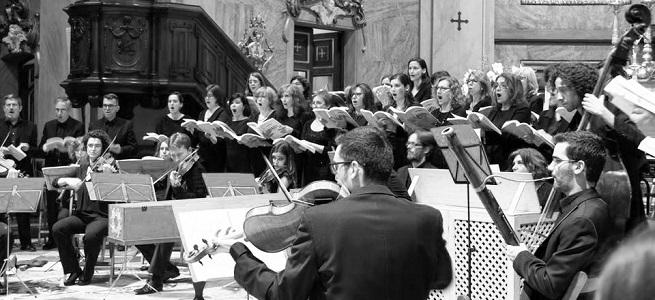 antigua  Con Judas Macabeo continúa la integral de Oratorios de Haendel, de la Handel Oratorio Society