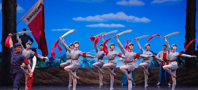 festivales  El Ballet Nacional de China, por primera vez en España, inaugura el Festival Madrid en Danza