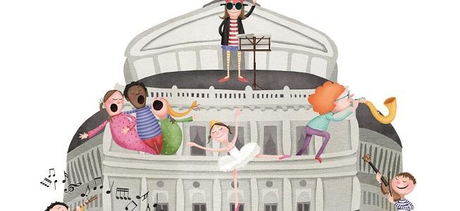 para ninos  Música para toda la familia al compás de Bernstein en el Teatro Real