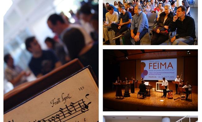 instrumentos  II Feria y Encuentros Internacionales de música antigua GEMA