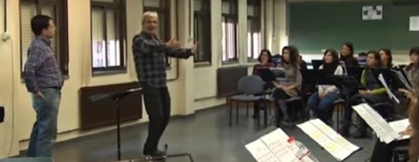 cursos  Curso de dirección de coro UC3M