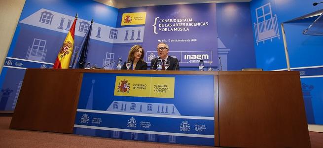 danza  El INAEM anuncia la puesta en marcha de un Centro Nacional de Difusión de la Danza