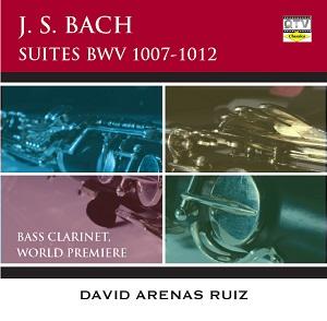 cdsdvds  El clarinete de Bach