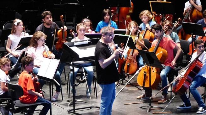 clasica  Concierto benéfico de Navidad con la Orquesta Infantil y la Orquesta Juvenil de Extremadura en Plasencia