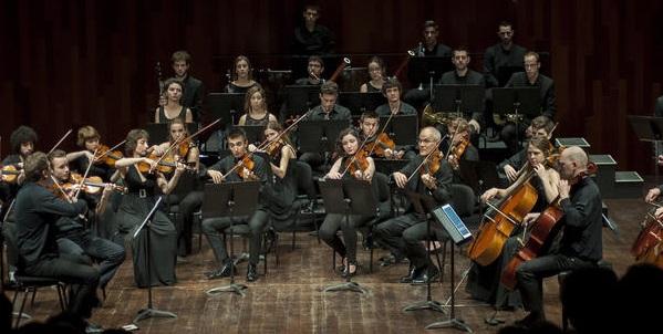 actualidad de centros  Concierto de la Camerata Sinfónica ESMUC Casals