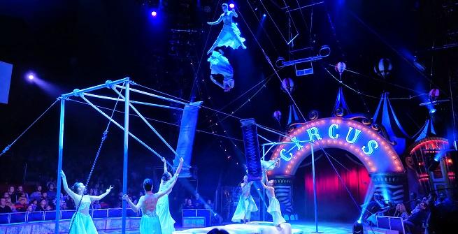 para ninos  Circlassica, un viaje al corazón del circo