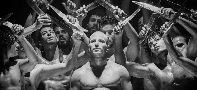 contemporanea danza  La 33 edición de Madrid en Danza se despide con la Gala la danza española y la estrella de la danza contemporánea Hervé Koubi