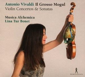 cdsdvds  La redención por Vivaldi