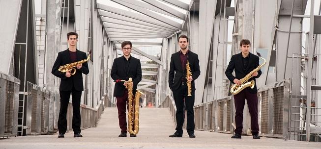 notas  Música de saxofón en The London Music N1ghts