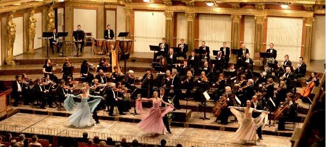 clasica  Gran Concierto de año nuevo con Strauss Festival Orchestra