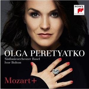 novedades  Olga Peretyatko graba un nuevo disco con Arias de Mozart