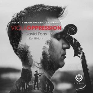 entrevistas  David Fons viaja con Key Hikichi alrededor de Rebecca Clarke y Dimitri Shostakovich, en Viola Oppression