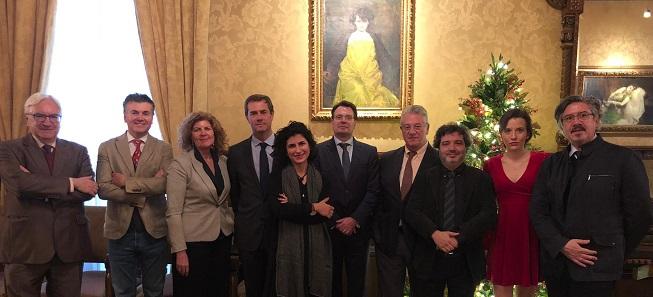 notas  La Asociación de Teatros, Festivales y Temporadas de Ópera de España elige a los ganadores de la 1ª edición de los Premios Ópera XXI