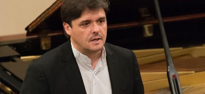 contemporanea  Juan Carlos Garvayo y el compositor Manuel Martínez Burgos rinden homenaje a Lorca en el X Ciclo de Música actual de Badajoz