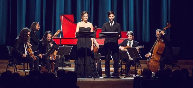 antigua  Accademia del Piacere trae a Sevilla un espectáculo sobre el nacimiento de la ópera