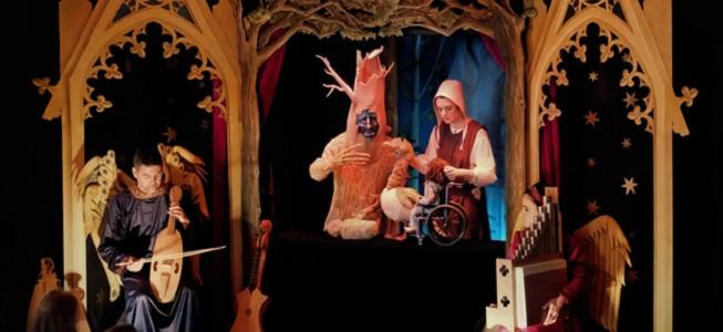 para ninos  Perdida en el Bosco, un sueño mágico de Marionetas y música medieval en el Teatro de la Zarzuela