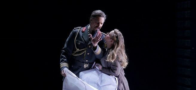 lirica  El Oro del Rin inicia la tetralogía de Wagner en el Teatro Real