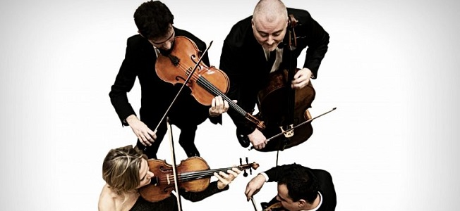 clasica  Cuarteto Bretón, estreno con los Stradivarius Reales