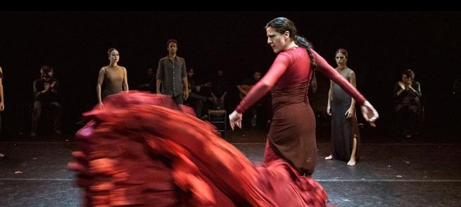 contemporanea danza  María Pagés llega al Teatro Arriaga con Una oda al tiempo