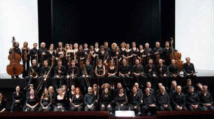 Balthasar Neumann Chor und Ensemble © Florence Grandidier.