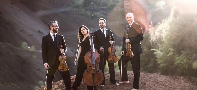 clasica  El Cuarteto Quiroga comienza el año con giras internacionales junto a Martha Argerich y nuevo disco