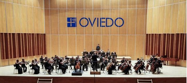 pruebas de acceso  Audiciones para violín de la Oviedo Filarmonía