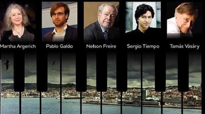 concursos  Cerca de 400 participantes se inscriben al Concurso Internacional de Piano Ciudad de Vigo